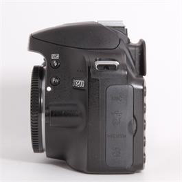 Used Nikon D3200 Body Thumbnail Image 3