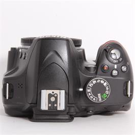 Used Nikon D3200 Body Thumbnail Image 4