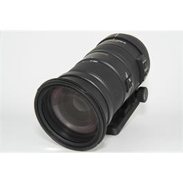 Used Sigma 50-500mm f/4.5-6.3 APO HSM DG thumbnail