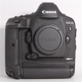 Used Canon 1DX MkII Body thumbnail