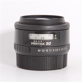 Used Pentax 50mm f/1.4 SMC FA thumbnail