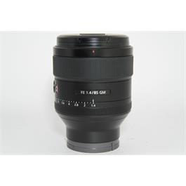 Used Sony FE 85mm f/1.4 GM Lens Thumbnail Image 0