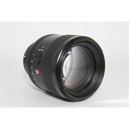 Used Sony FE 85mm f/1.4 GM Lens Thumbnail Image 1