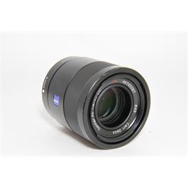 Sony FE Series Sonnar T* 55mm f/1.8 ZA Lens Thumbnail Image 1