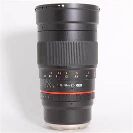 Used Samyang 135mm f/2.0 ED UMC - Sony E thumbnail
