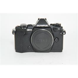 Used Olympus E-M5 Mark II Body Black thumbnail