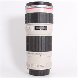 Used Canon 70-200mm f/4L USM thumbnail