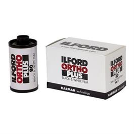 Ilford ORTHO+ 135-36 B&W Film thumbnail