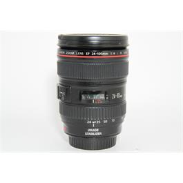 Used Canon EF 24-105mm f/4L IS USM Lens thumbnail