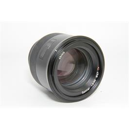 Used Zeiss Batis 85mm f/1.8 Lens Thumbnail Image 1