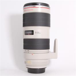 Used Canon 70-200mm f/2.8L IS II USM thumbnail