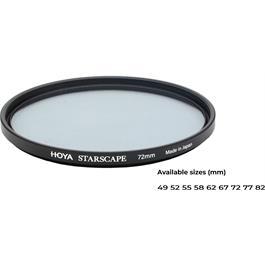 Hoya 72mm Starscape Filter thumbnail