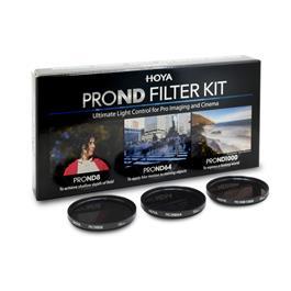 Hoya 62mm ProND Filter Kit thumbnail