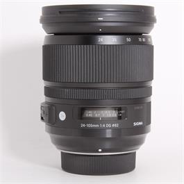 Used Sigma 24-105mm f/4 DG OS HSM Art - Nikon thumbnail