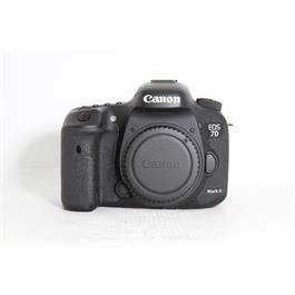 Used Canon EOS 7D Mark II Body thumbnail