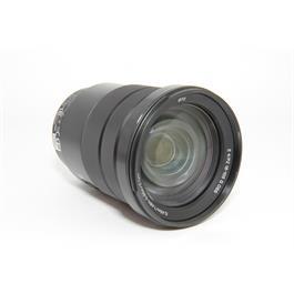 Used Sony E 18-105mm f/4 G PZ OSS Lens Thumbnail Image 1