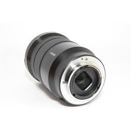Used Sony E 18-105mm f/4 G PZ OSS Lens Thumbnail Image 2