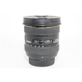 Used Sigma 10-20mm f/4-5.6 DC HSM Lens thumbnail