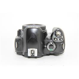 Used Nikon D40X Body Thumbnail Image 4