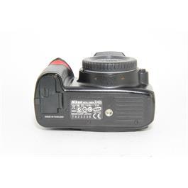 Used Nikon D40X Body Thumbnail Image 5