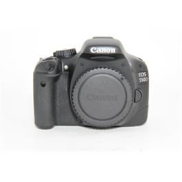 Used Canon EOS 550D Body thumbnail