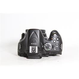 Used Nikon D5200 Body Thumbnail Image 4