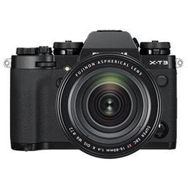 Fujifilm X-T3 Camera + 16-80mm f4 lens kit Black Thumbnail Image 0