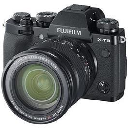 Fujifilm X-T3 Camera + 16-80mm f4 lens kit Black Thumbnail Image 1