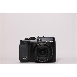 Canon Powershot G1 X Digital Camera thumbnail