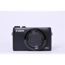 Used Canon G7 X thumbnail