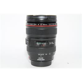 Used Canon 24-105mm f/4L IS USM Lens thumbnail