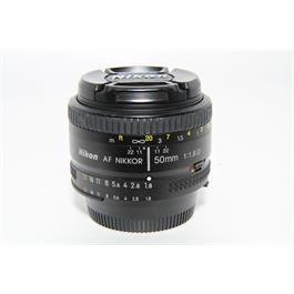 Used Nikon 50mm f/1.8D Lens thumbnail