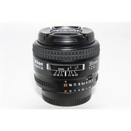 Used Nikon AF 35mm f/2D Lens thumbnail