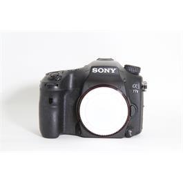 Used Sony A77 Mark II Body thumbnail