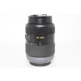 Used Panasonic 45-200mm f/4-5.6 MEGA OIS thumbnail