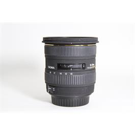 Used Sigma 10-20mm F4-5.6 EX DC HSM Canon thumbnail