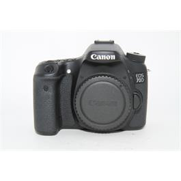 Used Canon 70D Body thumbnail