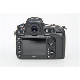 Used Nikon D810 Body Thumbnail Image 1