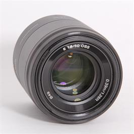 Used Sony 50mm f/1.8 OSS (E) Thumbnail Image 1