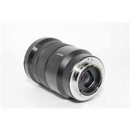 Used Sony F 18-105mm f/4 G PZ Lens Thumbnail Image 2