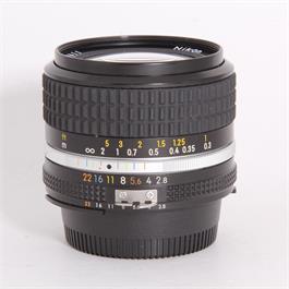 Used Nikon 24mm f/2.8 AIS thumbnail