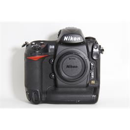 Used Nikon D3 Body thumbnail