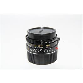 Used Leica summichron-m 35mm f/2 Lens thumbnail