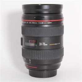 Used Canon 24-70mm f/2.8L USM thumbnail