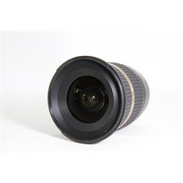 Used Tamron 10-24mm F3.5-4.5 Di II Canon Thumbnail Image 1