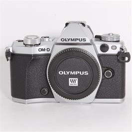 Used Olympus E-M5 Mark II Body thumbnail