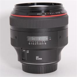 Used Canon 85mm f/1.2L II USM thumbnail