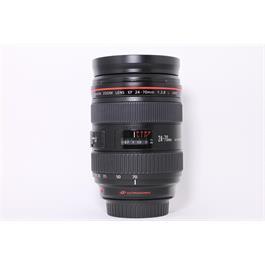 Used Canon 24-70mm f/2.8L USM thumbnail