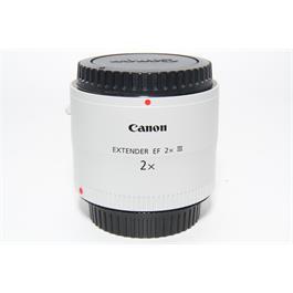 Used Canon EF X2 III Extender thumbnail