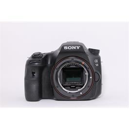 Used Sony SLT A58 body thumbnail